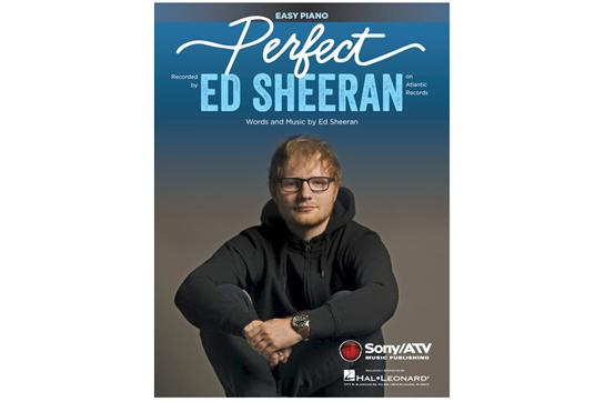 Ed Sheeran - Perfect - Easy Piano   Heid Music