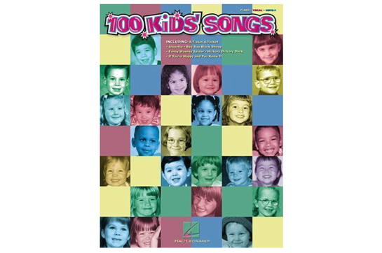 100 Kids' Songs