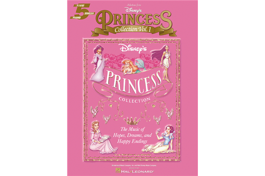 Selections from Disney's Princess Collection, Vol. 1