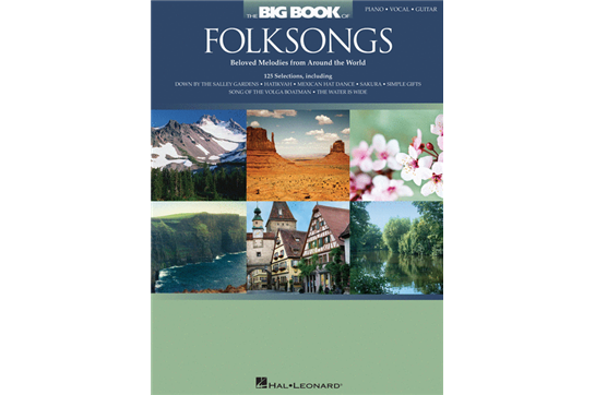 The Big Book of Folksongs