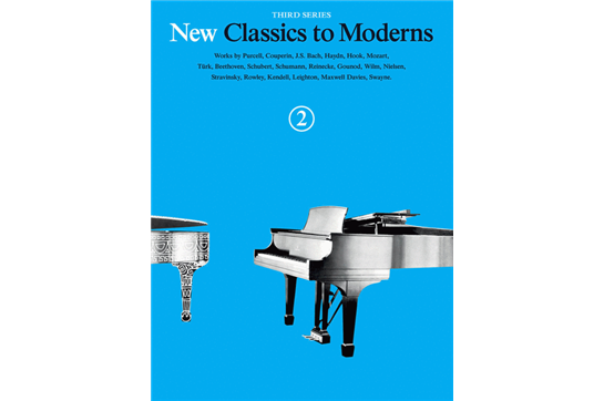 New Classics to Moderns - Book 2