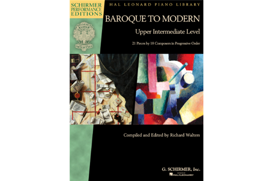 Baroque to Modern: Upper Intermediate Level