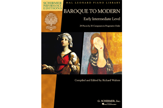 Baroque to Modern: Early Intermediate Level