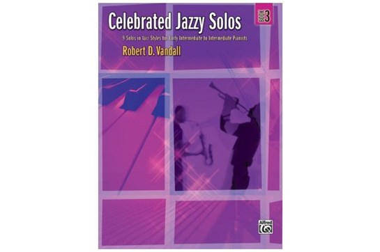 Celebrated Jazzy Solos, Book 3