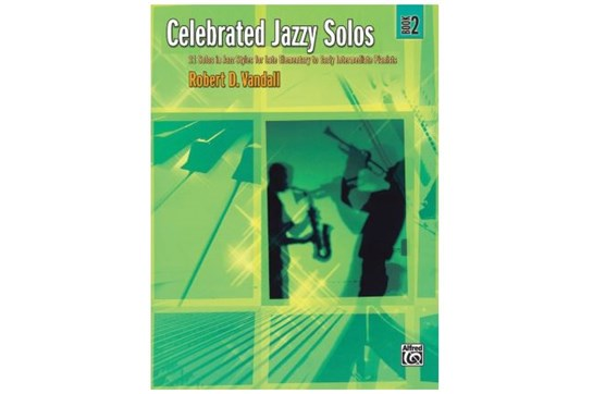 Celebrated Jazzy Solos, Book 2