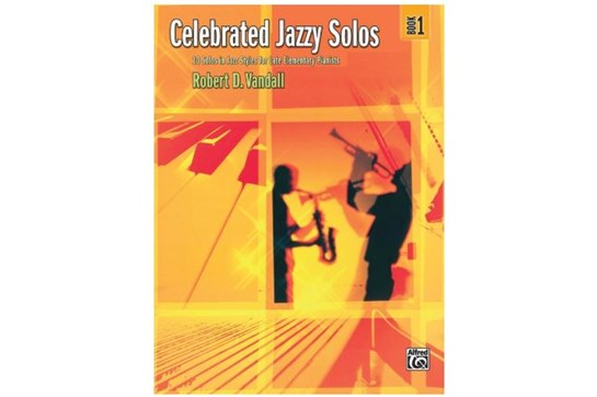 Celebrated Jazzy Solos, Book 1