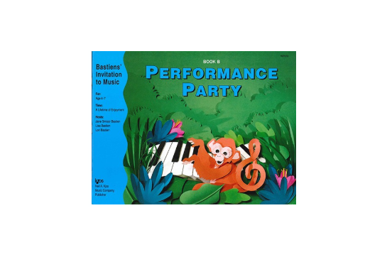Performance Party - Book B