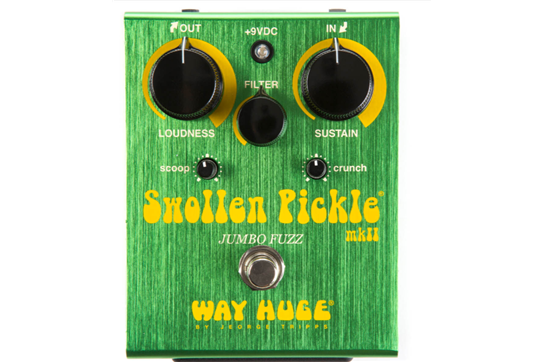 WAY HUGE SWOLLEN PICKLE JUMBO FUZZ MKII