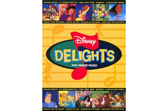 Disney Delights Cover