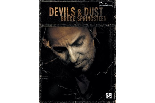 Devils and Dust, Cover