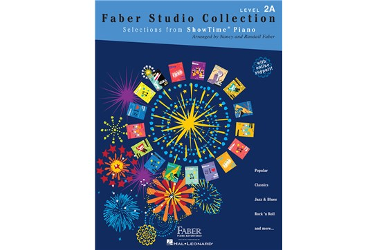 Faber Studio Collection (Level 2A)
