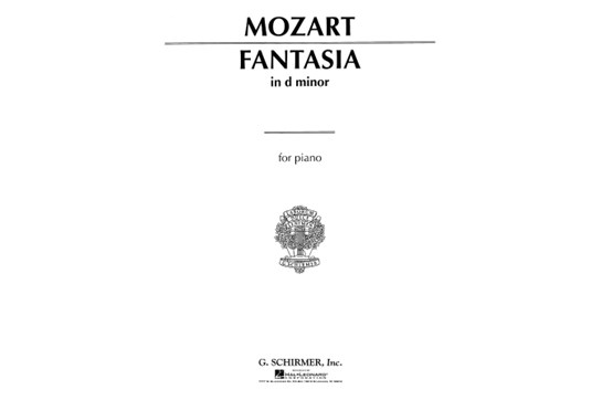 Fantasia No. 1 in D Minor