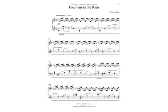 William Gillock Recital Collection | Heid Music