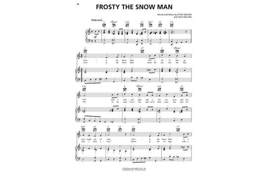 Christmas Sing Along Heid Music