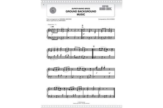 Super Mario™ Series for Piano Solo | Heid Music