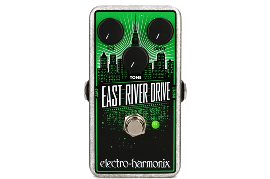 East River Drive Overdrive Pedal