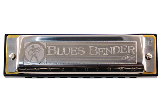 Hohner Blues Bender PAC Harmonica