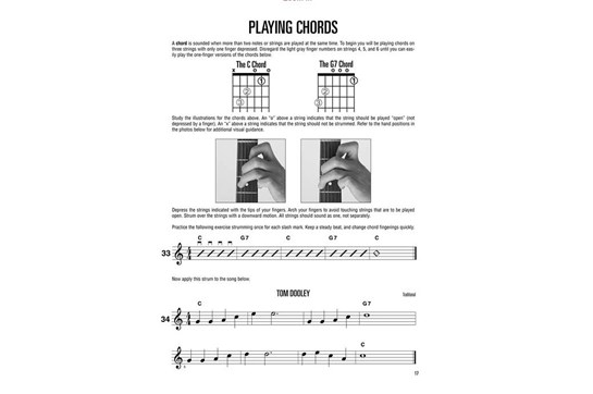 Hal Leonard Guitar Method Book 1 | Heid Music