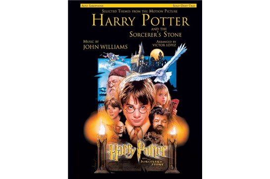 Harry Potter and the Sorcerer's Stone™ for Alto Sax