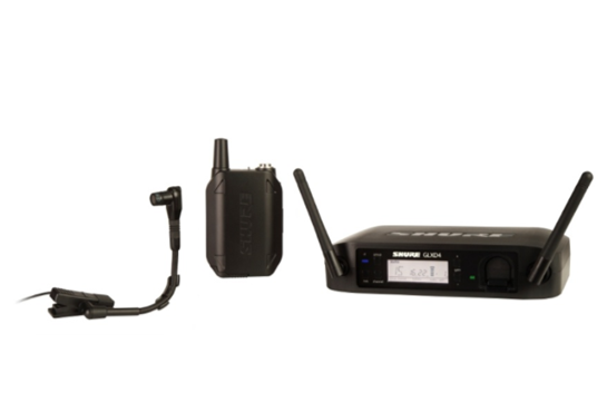 Shure GLXD14/B98 Digital Wireless Instrument System