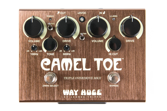 WAY HUGE® CAMEL TOE™ TRIPLE OVERDRIVE MKII