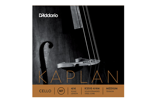 D'Addario Kaplan 4/4 Cello String Set