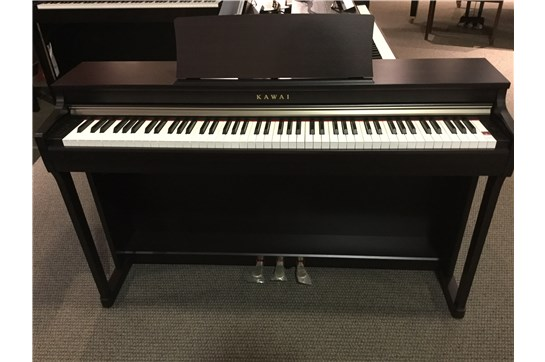 used kawai cn25 digital upright piano heid music. Black Bedroom Furniture Sets. Home Design Ideas