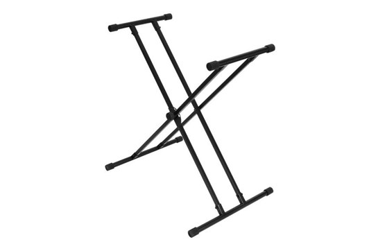 On-Stage Lok-Tight Double-X Keyboard Stand
