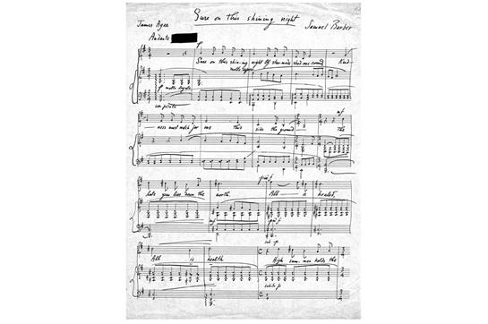 Barber 65 Songs High Voice Heid Music
