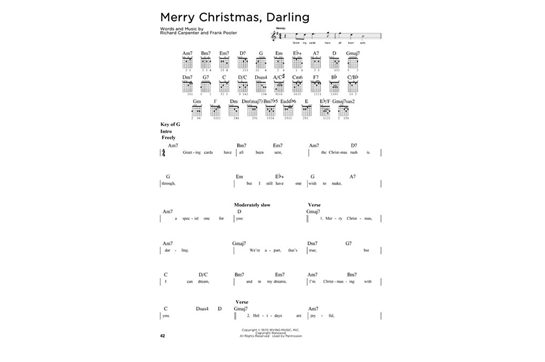 First 50 Christmas Songs You Should Play On Guitar Heid Music