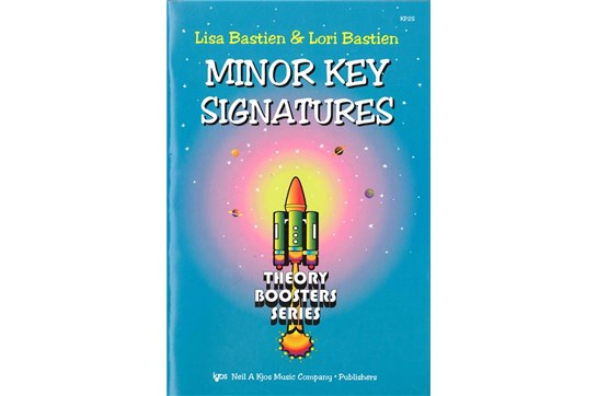 Bastien Theory Boosters: Minor Key Signatures