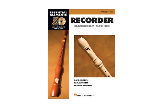 Essential Elements for Recorder Student