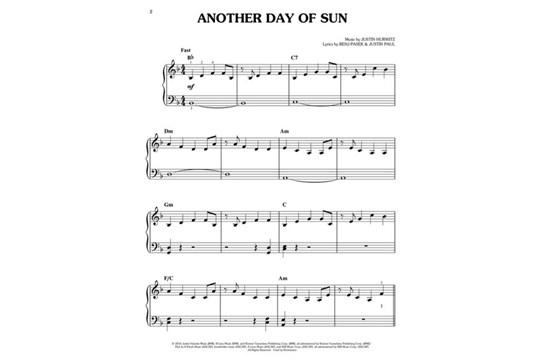 La La Land Soundtrack Easy Piano Heid Music