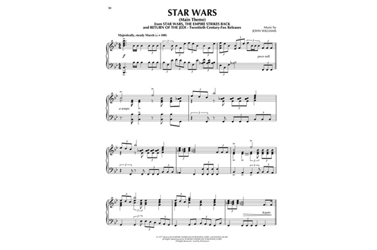 how to play star wars imperial march on keyboard