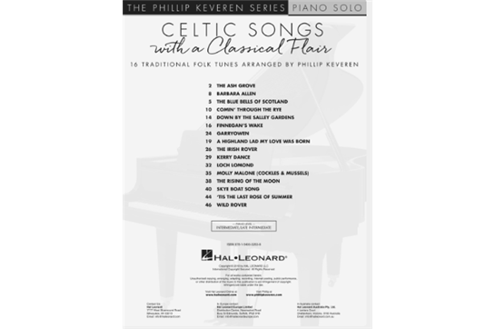 Celtic Songs with a Classical Flair | Heid Music