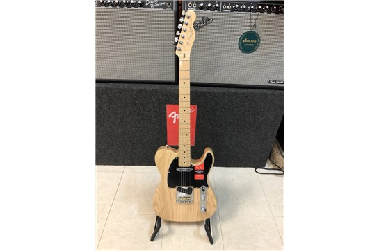 Fender Am Pro Tele (Natural) - Used