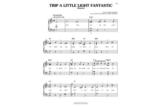 Mary Poppins Returns - Easy Piano   Heid Music