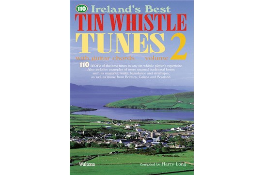 110 Ireland's Best Tin Whistle Tunes