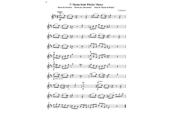 Suzuki Violin | Volume 2 (Revised) | Heid Music