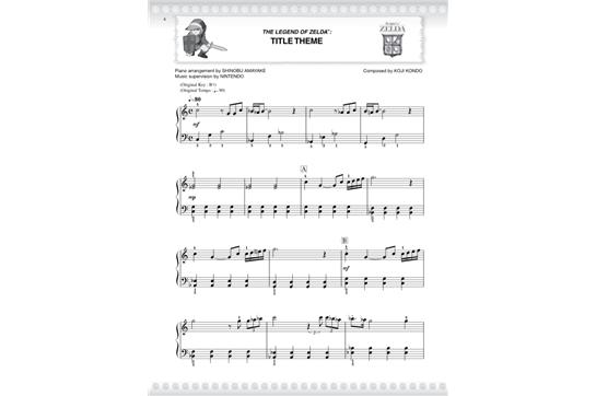 The Legend of Zelda™ Series - Easy Piano | Heid Music