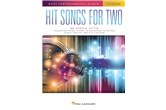 Hit Songs For Two Flutes