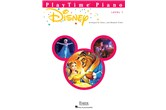 PlayTime Piano Disney - Level 1
