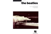 The Beatles - Jazz Piano Solos Series Volume 28