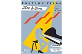 FunTime Piano Jazz & Blues (Level 3A-3B)