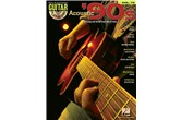 Acoustic '90s Guitar Play-Along Volume 72