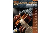 Acoustic Anthology Guitar Play-Along Volume 80