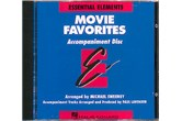 Essential Elements Movie Favorites Accompaniment CD