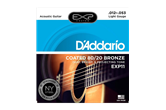 D'Addario EXP11 Light Acoustic Strings