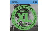 D'Addario EXL130 Extra-Super Light Electric Strings .009-.042