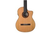 Used Cordoba C5 CET Thinline Acoustic-Electric Nylon String Guitar